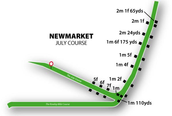 Newmarket July course featured