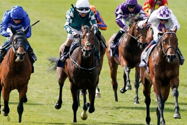 Poetic Flare wins the 2000 guineas at newmarket 2021